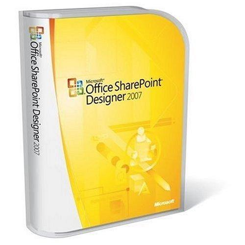 Microsoft Office 2007 SharePoint Designer Edition (Upgrade) (PC) [Import]