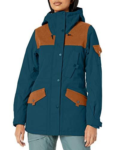 BILLABONG Damen Scenic Route Snowboard Jacket Isolierte Jacke, Eclipse, Small