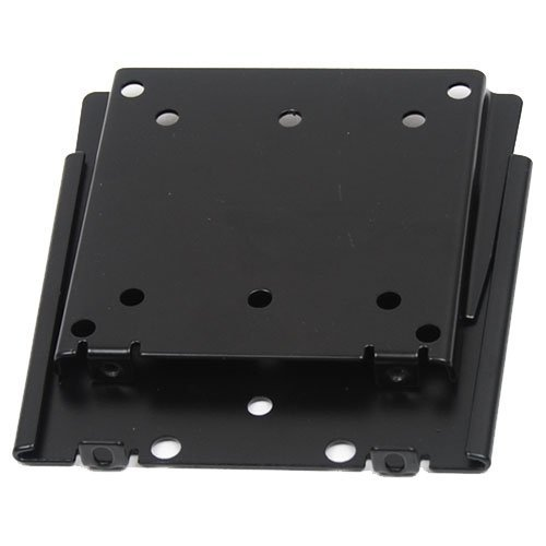 VideoSecu LCD LED Monitor TV Wall Mount for 19' 20' 22' 23' 24' 26' 27' 30' 32' Flat Panel Screen Maximum Loading 66lbs VESA 75/100 - Ultra Thin Mount Bracket 1EA