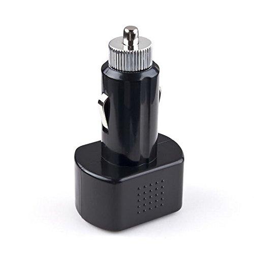 perfk Digital Mini LED Car Auto System Voltímetro Medidor De Voltaje Voltímetro