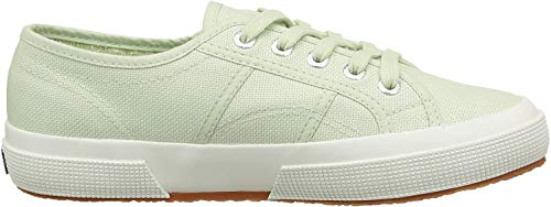 Superga 2750 Cotu Classic, Sneaker Unisex - Adulto, Verde (Mint), 35 EU