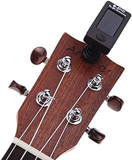 JOYO Mini LCD Clip Tuner for Chromatic Guitar Bass Tuner Violin Ukulele