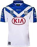 Xinyunld NRL Bulldogs Rugby Jerseys de rugby, Coupe du Monde 2019 T-shirt graphique en Jersey de coton 2019, T-shirts pour maillot de football homme, Sweat-shirt de formation de compétition, cadeau po