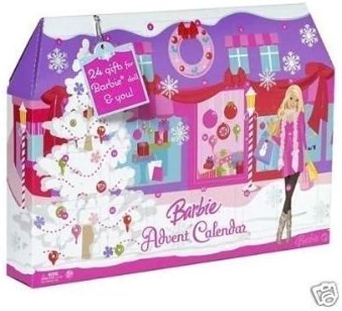 Precio por piso Barbie Advent Calendar Calendar Calendar Play Set  despacho de tienda