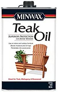 Minwax 671004444 Teak Oil, quart