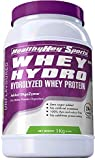 HealthyHey Sports Whey Hydro - Hydrolyzed Whey Protein (Hydrolysate) WPH 1kg (Unflavoured)