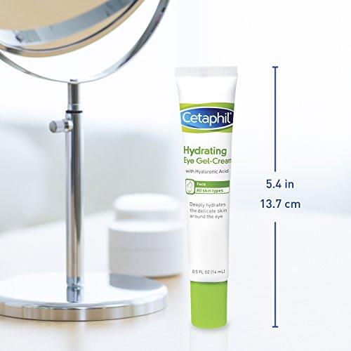 415LcV0nNyL - Cetaphil Hydrating Eye Gel Cream, 0.5 oz
