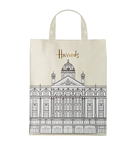 harrods 15551105 - Bolsa de compras (tamaño mediano)