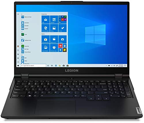 Lenovo Legion 5 15.6 Inch FHD Gaming Laptop (Intel Core i7, 2x 8 GB RAM, 512 GB SSD, NVIDIA GeForce GTX 1660, Windows 10 Home) - Phantom Black