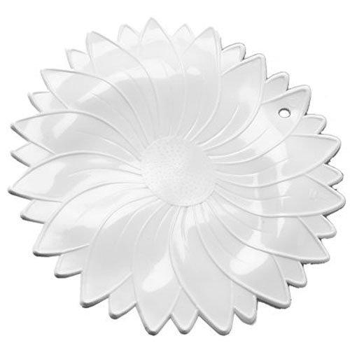 NORPRO 597 Non-Slip Rubber Jar Opener, 1 EA, White