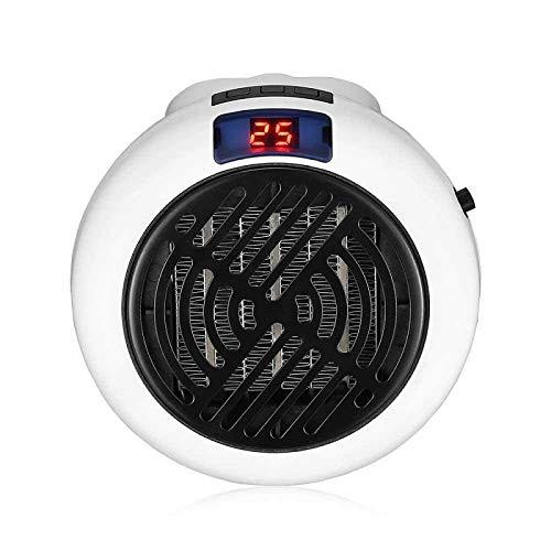 LKXZYX Mini Ventilador Calentador,Calentadores eléctricos portátiles de Aire Caliente, Radiador Caliente Máquina...