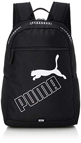 PUMA Phase Backpack II Rucksack, Black, OSFA