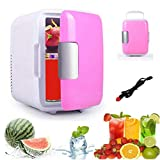 Jecrina Mini Fridge for Bedroom | Car | Home | Office | Boat Portable Fridge 12V 7.5L Cooling & Warming Refrigerator - HOT SUMMER SALE