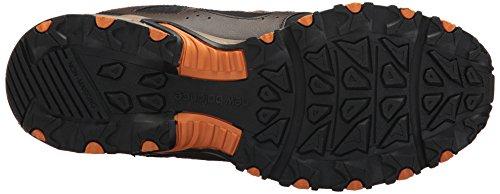 New Balance Men's 481 V3 Trail Running Shoe, Chocolate Brown/Black, 14 XW US
