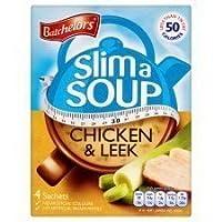Batchelors Slim A Soup Chicken And Leek 4S 44G by Premier Foods [並行輸入品]