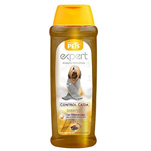 Shampoo Control Caida marca Fancy Pets