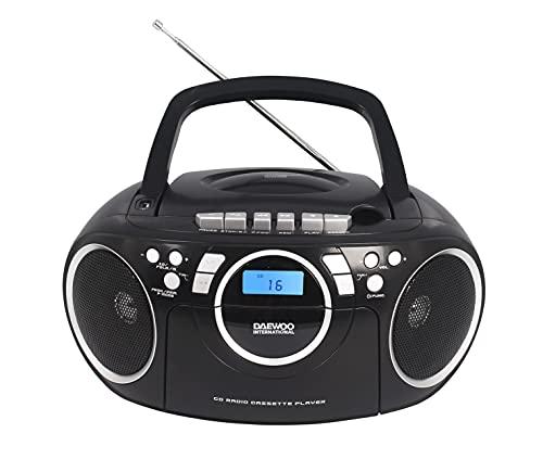 Daewoo PCS75105DBU51 - Radio CD