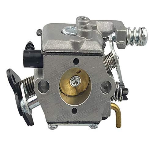 SNOWINSPRING Carburador de Motosierra para 3800 38CC Walbro Piezas de Repuesto para Carburadores de Motosierra