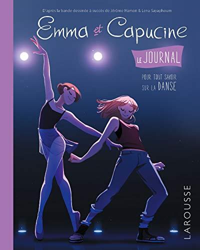 Le Journal d'Emma et Capucine, pour tout savoir sur la Danse