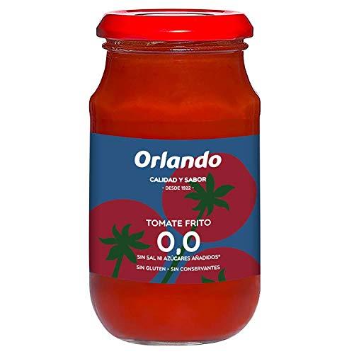 Orlando Tomate frito 0,0  cristal 295 g