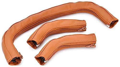Valco Baby Handle Grip per passeggino Snap 3, Snap 4 - copertura della maniglia (Caramel)