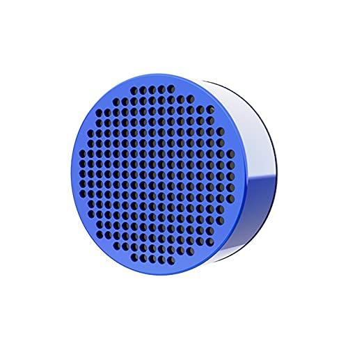 XDJ IPX7 Impermeable Portátil Bocina Bluetooth, Exterior Inalámbrico DE Alta FIDELIDAD Estéreo Altavoces, Bluetooth 5.0 TWS Modo Privado Pequeño Cañón De Acero, Apropiado Ducha Ciclismo A Pie
