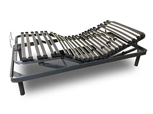 Suenoszzz- Sommier électrique articulé.Mod confort. 90/190A-1 Métallique