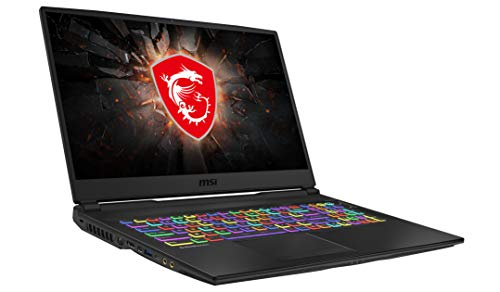 MSI GL75 9SFK-1248 (43,9cm/17,3 Zoll/120Hz) Gaming-Laptop (Intel Core i7-9750H, 16GB RAM, 512GB PCIe SSD + 1TB HDD, Nvidia GeForce RTX2070 8GB, Windows 10)