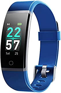 LETSCOM Fitness Tracker HR, Color Screen Activity Tracker...