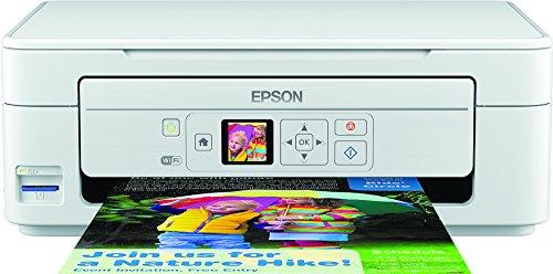 Impresora Epson Expression Home XP-345 multifuncional con inyección de tinta