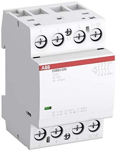 ABB SACE S.P.A. ESB6340N06 ESB63-40N-06 230V C.C./C.A.