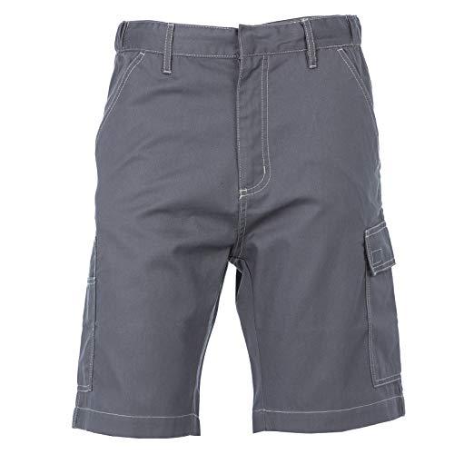 CHEMAGLIETTE! Pantaloncini da Lavoro Uomo Bermuda Misto Cotone Shorts Multi Tasche JRC Toledo