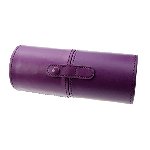 grifri Pinceles de maquillaje Barril almacenar Cubo Brochas de Maquillaje almacenar Cilindro maletín de cosmética constitución Bolsa Viaje fass18* 7cm 1pieza