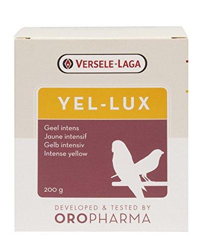 Versele-laga Oropharma-Yel-Lux Colorant pour Oiseau Jaune 200 g