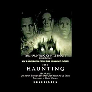 The Haunting of Hill House                   By:                                                                                                                                 Shirley Jackson                               Narrated by:                                                                                                                                 David Warner                      Length: 6 hrs and 5 mins     340 ratings     Overall 3.9