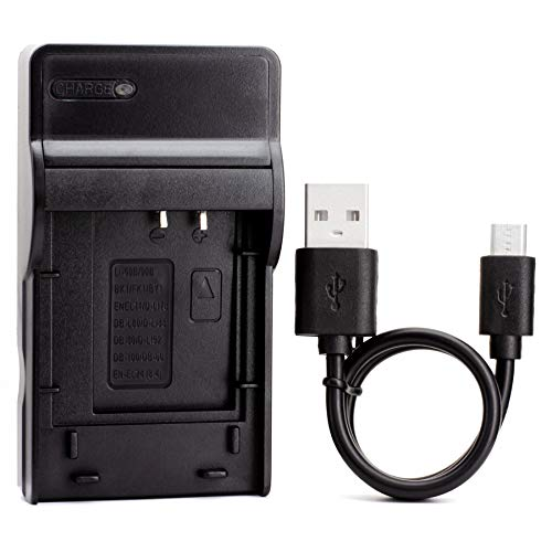 DB-L80 USB Charger for Sanyo Xacti DMX-CG10,...