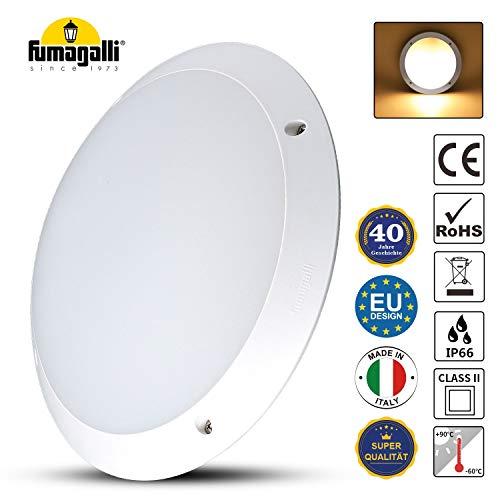 LED Deckenleuchte IP66 Wasserfest Innenbeleuchtung Außenbeleuchtung Badezimmerlampe ideal für Wohnzimmer Schlafzimmer Küche Büro Balkon (Nicht inkl. Leuchtmittel)