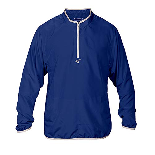 EASTON M5 CAGE Jacket, Adult, XLarge, Royal