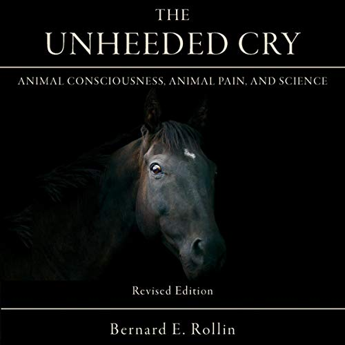 The Unheeded Cry audiobook cover art