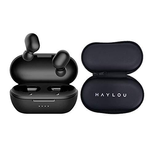 Fone de Ouvido Bluetooth GT1 Pro Haylou Preto e Estojo