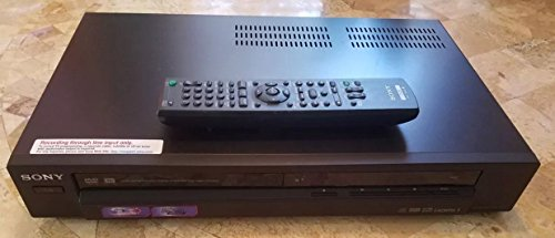 Best Review Of Sony RDR-GX255 Single Tray HDMI DVD Recorder
