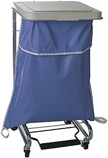 Medline MDT021375 Blue Latex Hamper Bag, Blockade, 26 gal, 30