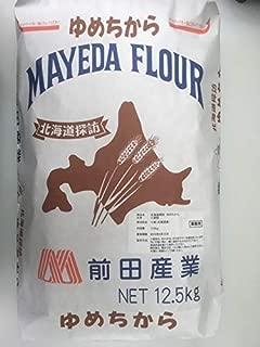 北海道探訪 ゆめちから12.5㎏ (国産小麦粉ゆめちから100%)