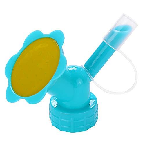 MSZQ Watering Cap sproeier plastic gieter Nozzle 2 in 1 plastic Mist hoofd voor binnenzaailingen