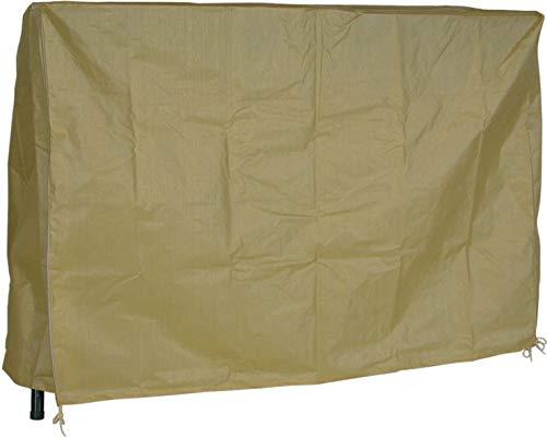 Angerer Schutzhülle für Hollywoodschaukel, 3-Sitzer, beige, 210x145x150 cm, 900/12, 210 x 145 x 150 cm, 900/01