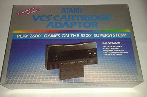 Atari 5200 VCS Cartridge Adaptor
