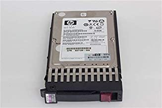 Hp 300GB 10K 6G DP 2.5 SAS HDD (Certified Refurbished)