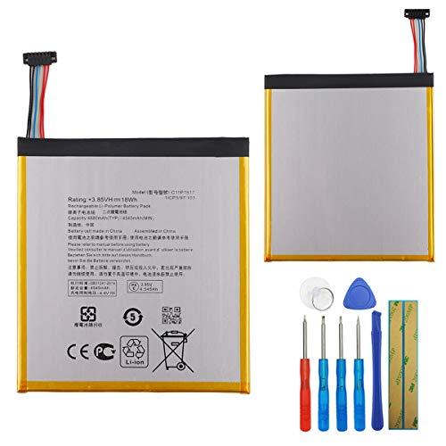 E-yiiviil Batterie C11P1517 compatible avec ASUS Pad ZenPad ZenPad 10 Z300M ZenPad ZenPad 10 Z0310M avec outils