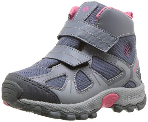 Columbia Peakfreak™ XCRSN Mid WP, Zapatillas de Senderismo, Impermeable Niños Niña, Azul...