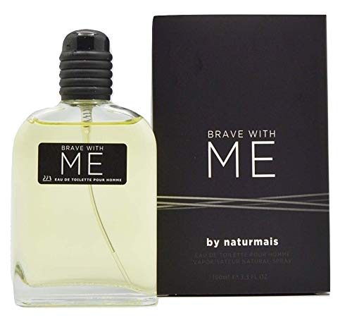 Brave With Me Eau De Parfum Intense 100 ml, Perfume Hombre. Compatible con Stronger With You